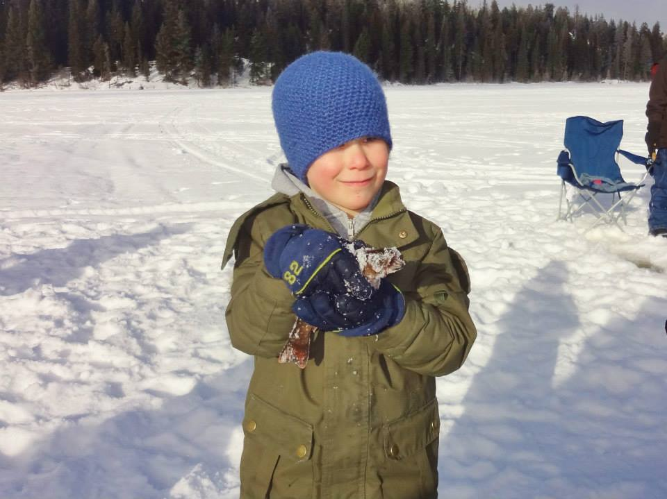 Learn to fish youth ice fishing events bc fishn for Cabela s ice fishing