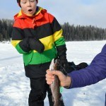 Learn to Fish – Youth Ice Fishing Events