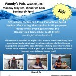 Kokanee Fishing Seminar