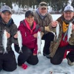 Ice Fishing Tackle for Kokanee